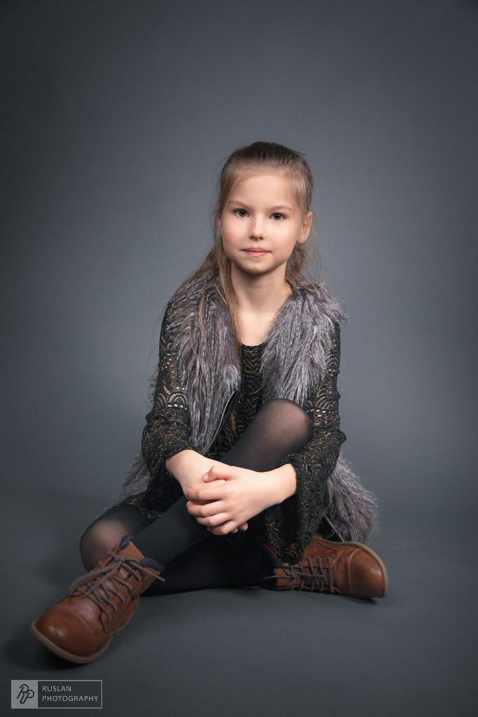 Children Studio Photoshoot
