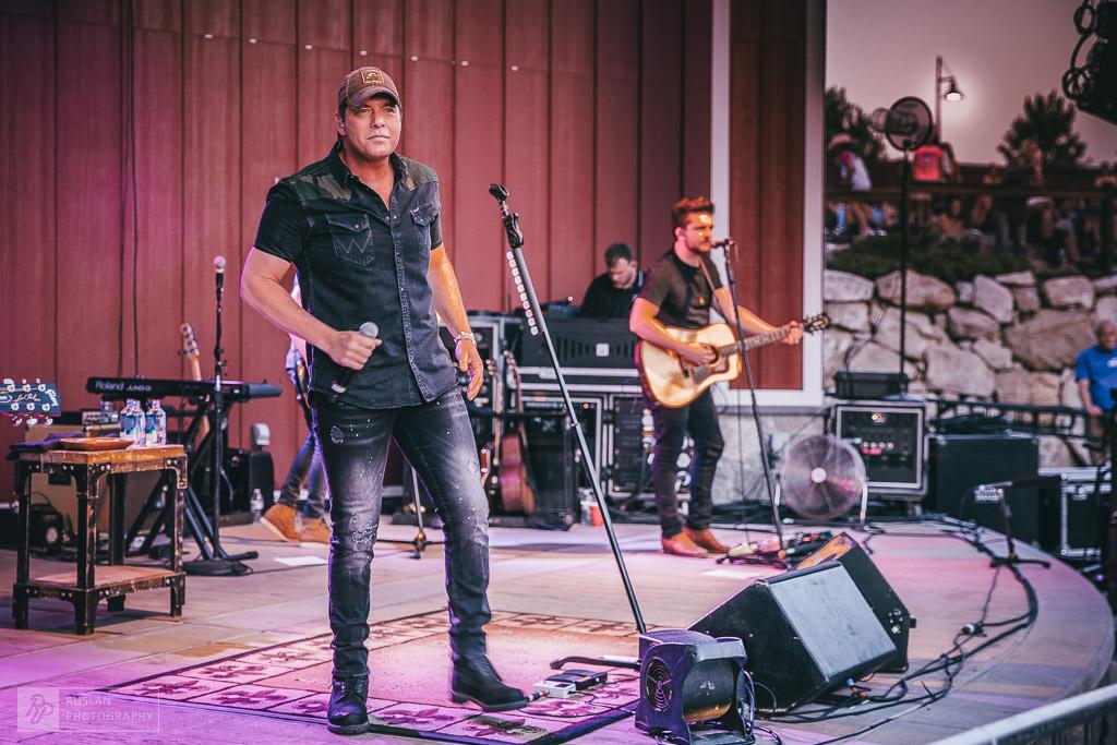 Rodney Arkins Concert in Rocklin